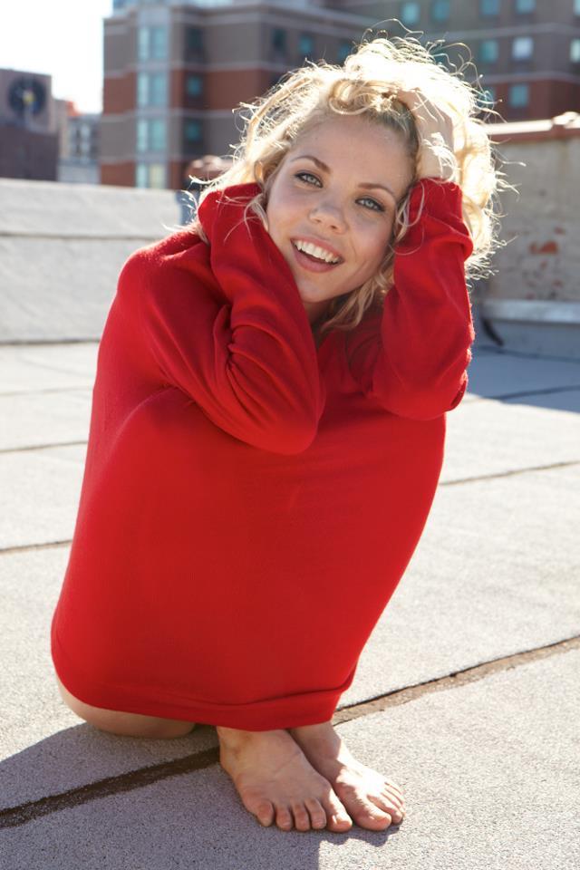 Alex Gjerpen, Norwegian actress